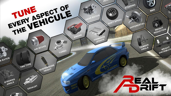 Real Drift Car Racing Lite 5.0.8 APK + Mod (Unlimited money) for Android