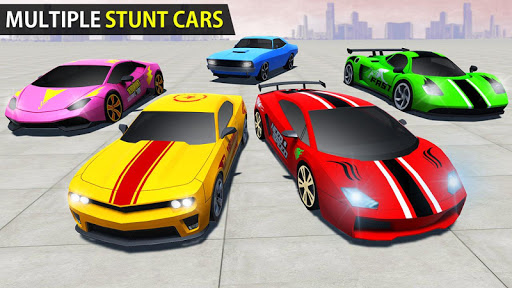Mega Ramp Car Racing Stunts 3D: New Car Games 2021 4.5 Screenshots 6