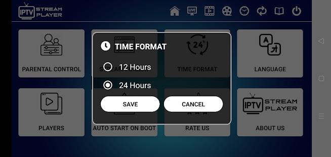 IPTV Stream Player 2.5.2 Screenshots 7