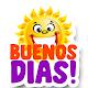 Stickers Buenos días Buenas noches - WAStickerApps para PC Windows