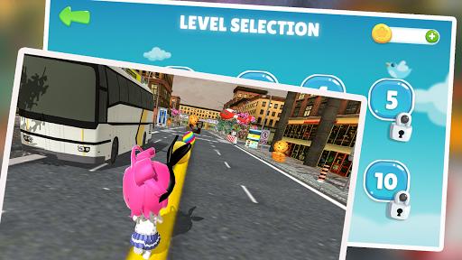 Télécharger New Crazy cookie swirl: The Roboloxe Obby Game apk mod screenshots 2