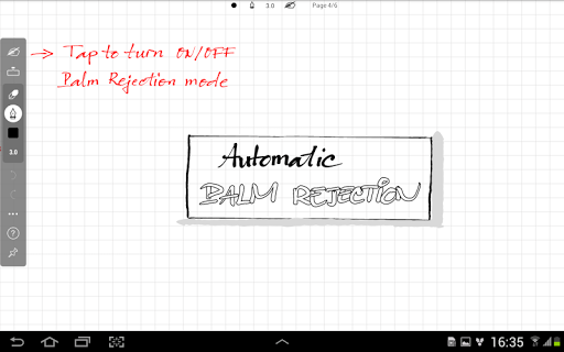 INKredible - Handwriting Note 2.5.1 Screenshots 7