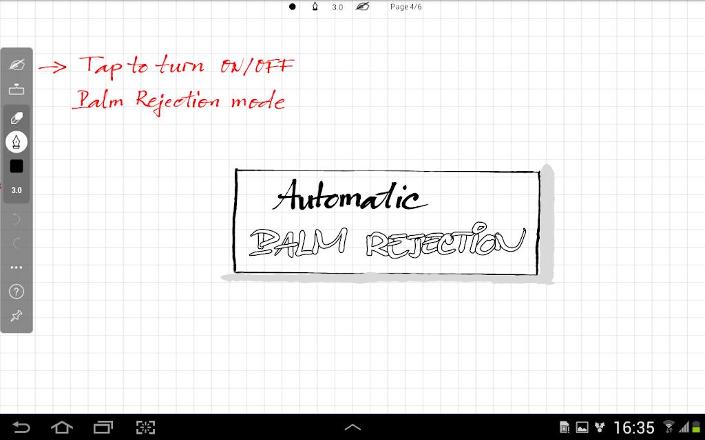 INKredible MOD APK 2.6.2 (Professional Unlocked) - Handwriting Be aware poster 11