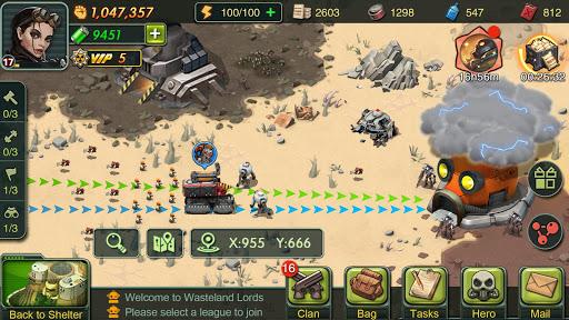 Wasteland Lords 1.1.7 screenshots 3