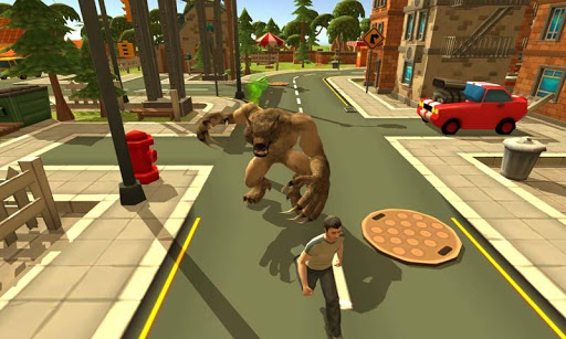 Monster Simulator Trigger City  screenshots 3