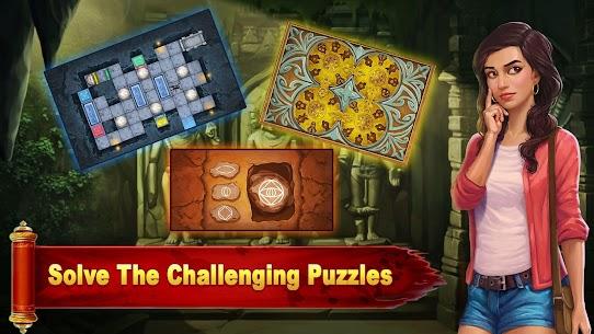 Hidden Escape: Temple Mystery & Escape Room Games 3