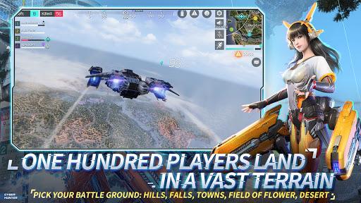 Cyber Hunter  screenshots 1