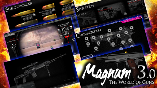 Magnum 3.0 Gun Custom Simulator screenshots 9