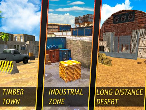 Modern Gun Strike OPS 2021 - FPS Shooting Games 1.0.15 screenshots 14