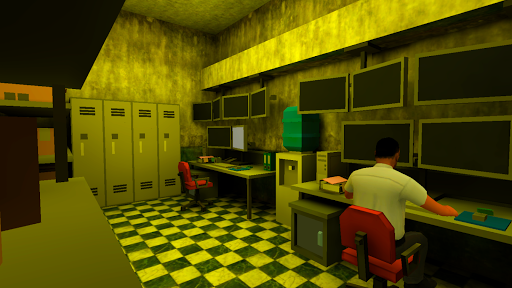 Grandpa and Granny 3: Death Hospital. Horror Game  screenshots 17