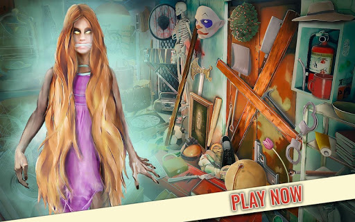 Haunted Hotel Hidden Object Escape Game  screenshots 11