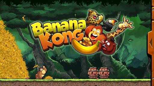 Banana Kong  screenshots 1