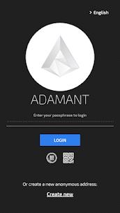 ADAMANT Messenger 1