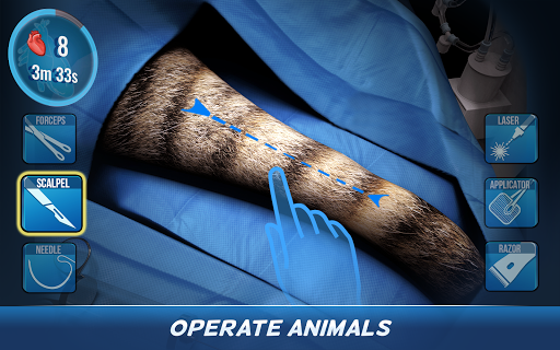 Operate Now: Animal Hospital 1.11.8 screenshots 1