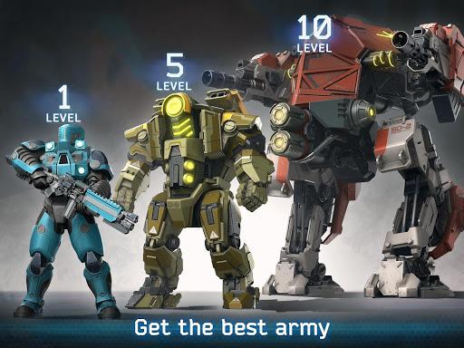 Télécharger gratuit Battle for the Galaxy LE APK MOD 2