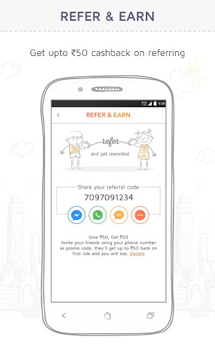 Jugnoo - Taxi Booking App & Software 4.7.0 Screenshots 4
