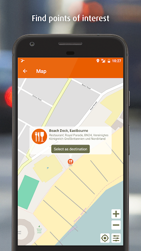 Naviki – Bike navigation  screenshots 5