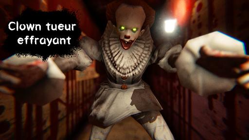 Code Triche Death Park: Jeu d'horreur Effrayant de Clown  APK MOD (Astuce) screenshots 1