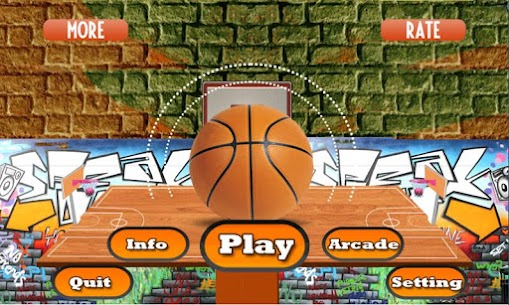 Flick Basketball shooting arcade For Pc In 2020 – Windows 10/8/7 And Mac – Free Download 1