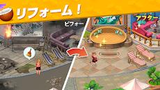 アリスのリゾート - ワードパズルゲームのおすすめ画像4