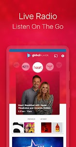 Heart Radio MOD APK 10.4.0 (No Ads) 2