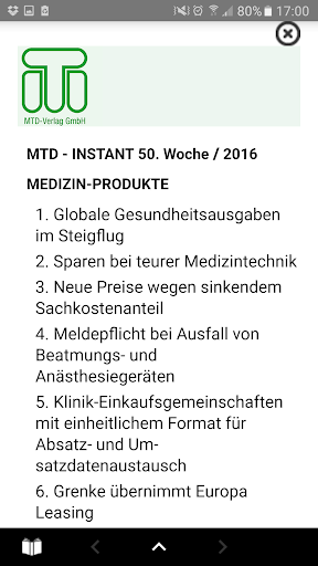 MTD-Instant 3.2.59 Screenshots 8