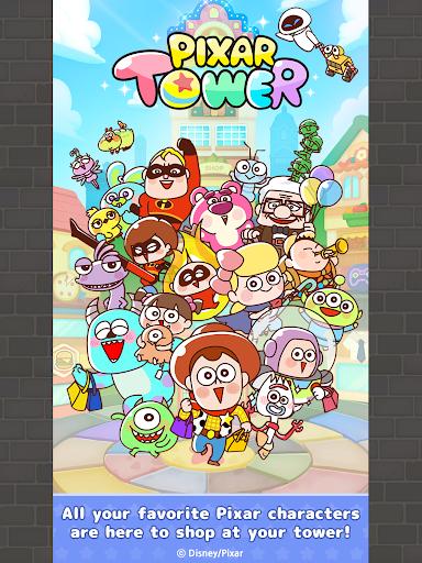 LINE: Pixar Tower android2mod screenshots 11