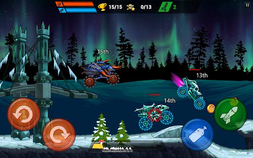 Mad Truck Challenge - Shooting Fun Race 1.5 Screenshots 17