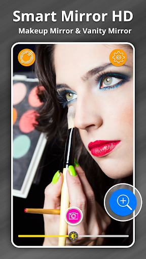 Smart Mirror Hd Makeup Vanity
