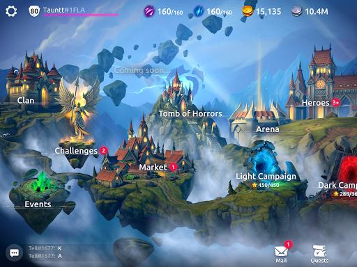 Age of Magic: Turn-Based Magic RPG & Strategy Game 1.26.3 screenshots 24