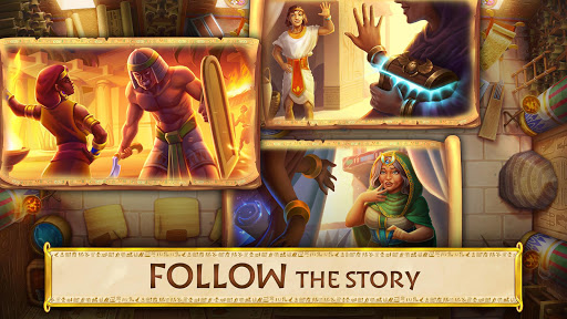Jewels of Egypt: Gems & Jewels Match-3 Puzzle Game 1.9.900 screenshots 20