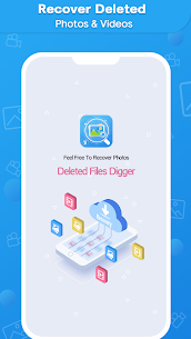 Recover deleted photos App 1