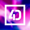 4D Live Wallpaper – 2021 New Best 4D Wallpapers,HD app apk icon