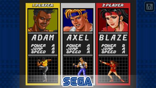 Streets of Rage Classic 6.2.0 screenshots 1