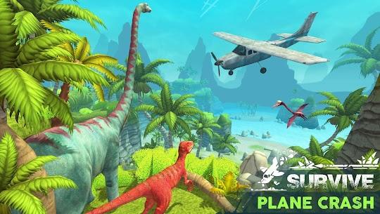 Jurassic Island 2: Lost Ark Survival APK + MOD (Unlimited Money) 2