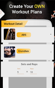Pro Gym Workout (Gym Workouts & Fitness) 5.4 Screenshots 23