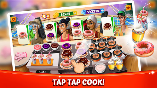 Cooking Games - Food Fever & Restaurant Craze 1.13 Screenshots 7