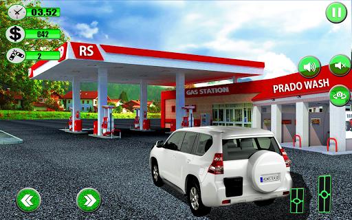 Prado Car Wash Service: Modern Car Wash Games modavailable screenshots 6
