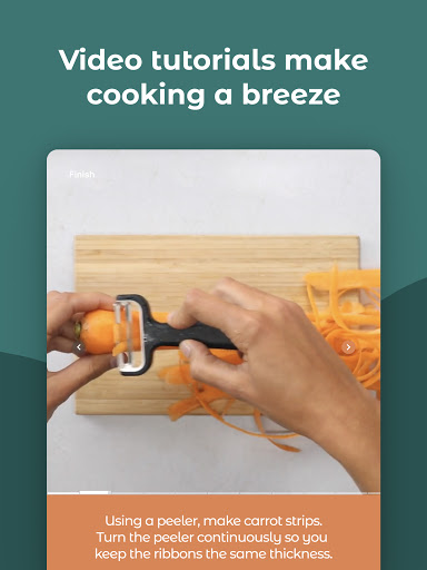 JOW: personalized recipes & groceries android2mod screenshots 18