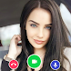 Fake Video Call : Random Girlfriend Video Call - Androidアプリ