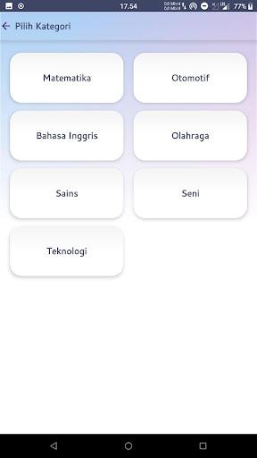 PulKuis - Main Kuis Dapat Pulsa  screenshots 2