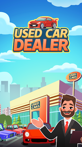 Used Car Dealer Tycoon apktreat screenshots 1