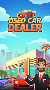 Used Car Dealer Tycoon MOD APK (Unlimited Money) 1