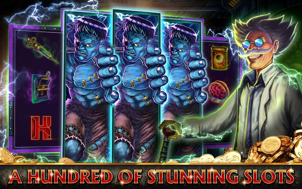 Let's Vegas Slots - Casino Slots poster 11