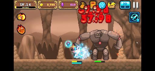 Tap Knight : Dragon's Attack 1.0.16 screenshots 14