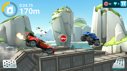 MMX Hill Dash 2 Mod Apk (Unlimited Money) 7