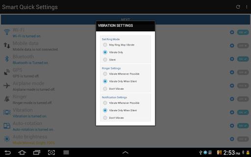 Smart Quick Settings 2.7.2 Screenshots 13