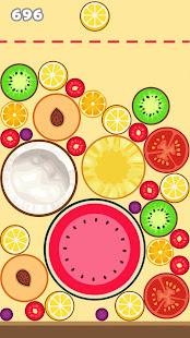 fruit merge mania - watermelon merging game 2021 hack