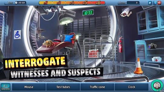 Criminal Case: The Conspiracy v2.38.2 Mod (Money, Star, Energy) APK 4