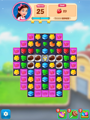 Cake Blast ud83cudf82 - Match 3 Puzzle Game ud83cudf70  screenshots 23